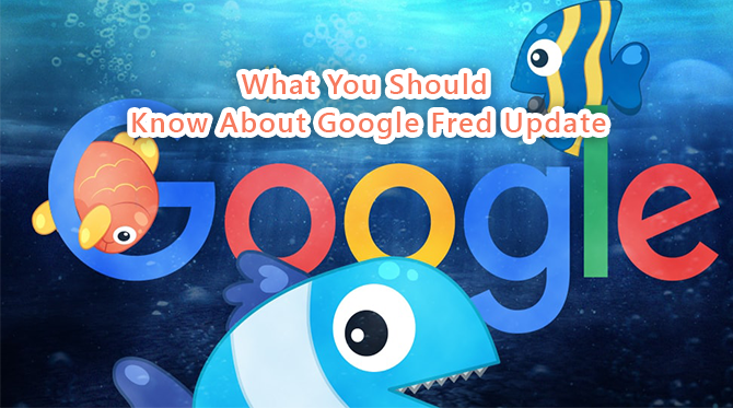 Google-fred update