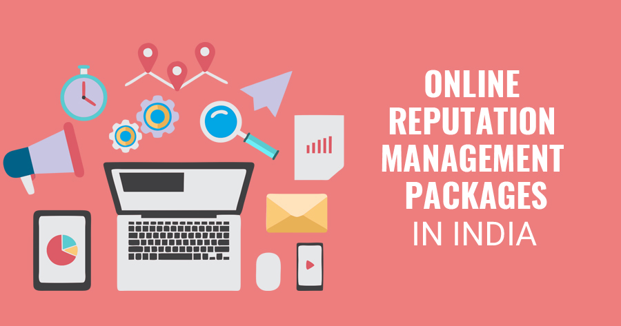 Online Reputation Management Packages India